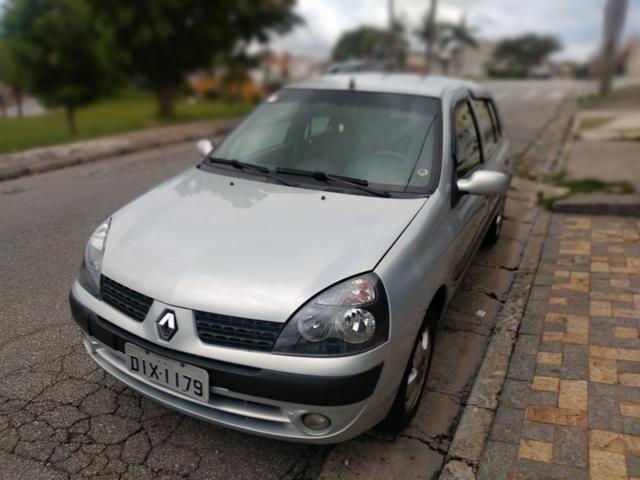Renault Clio 2004 Completo 1.0 - Foto 2