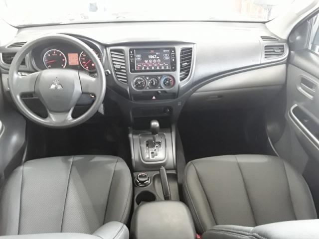 MITSUBISHI L200 TRITON  2.4 16V TURBO DIESEL SPORT GLS CD 4P 4X4 AUTOM?TICO. - Foto 8