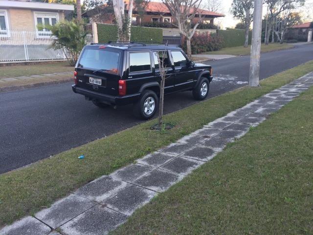 Jeep Cherokee Sport Original Revisado Aceito Troca - Foto 11