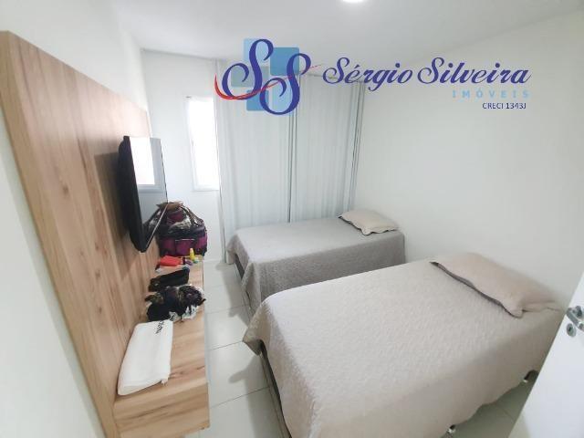 Apartamento à venda no Wellness Beach Park Porto das Dunas - Foto 9