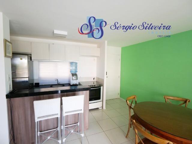 Apartamento à venda no Wellness Beach Park Porto das Dunas - Foto 3