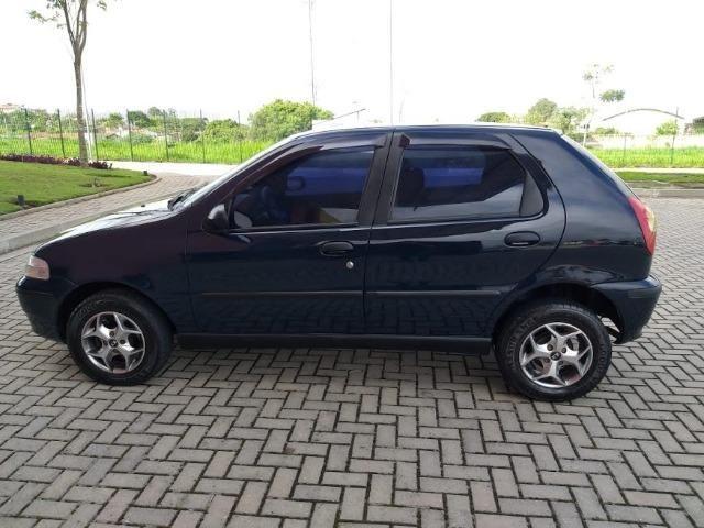 Fiat Palio Elx 1.0 2002 Completo - Foto 9