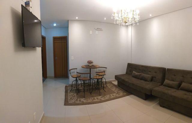 Apartamento mobiliado para temporada NOVINHO em Cuiabá bem localizado - Foto 4