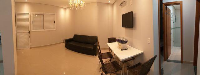 Apartamento mobiliado para temporada NOVINHO em Cuiabá bem localizado - Foto 7