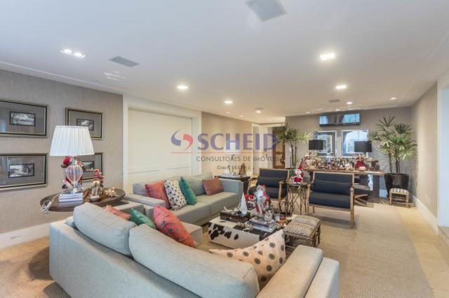 Apartamento alto padrão, com lindo acabamento em excelente localização. - Foto 3