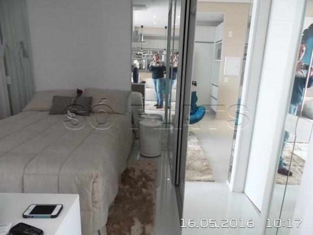 Apartamento no Itaim Bibi 1 Suíte Luxo 54m², condomínio com ótima estrutura - Foto 20