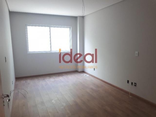 Apartamento à venda, 3 quartos, 1 suíte, 2 vagas, Santo Antônio - Viçosa/MG - Foto 3