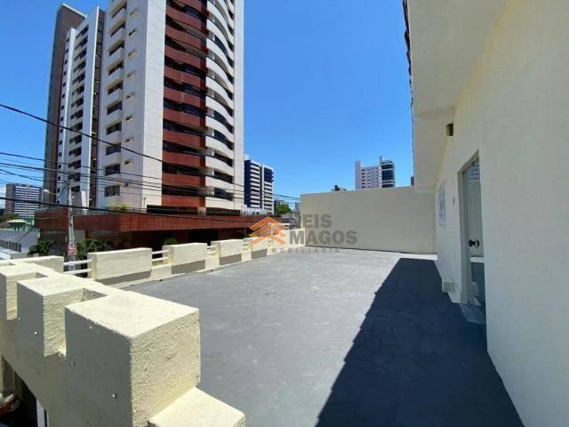 Casa para alugar, 303 m² por R$ 3.000/mês - Barro Vermelho - Natal/RN - Foto 6