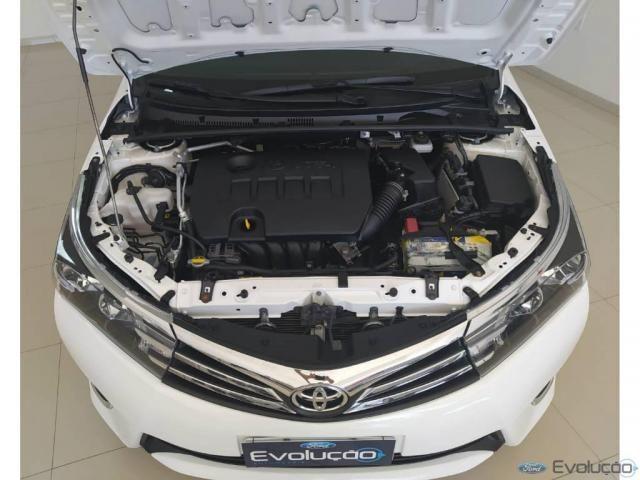 Toyota Corolla GLI 1.8 CVT - Foto 6