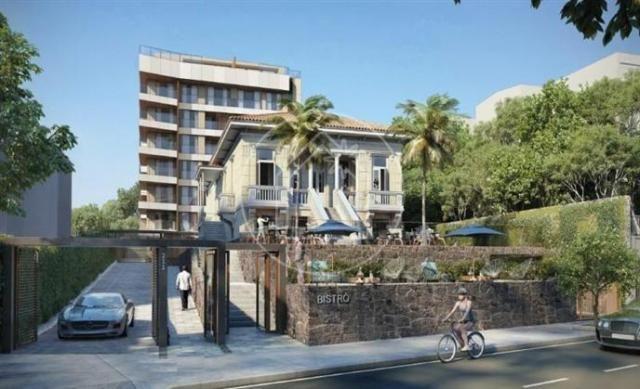 Apartamento à venda com 3 dormitórios em Jardim botânico, Rio de janeiro cod:886546 - Foto 10