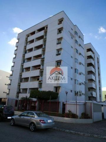 Apartamento com 3 dormitórios à venda, 115 m² por R$ 400.000 - Jardim Atlântico - Olinda/P - Foto 2