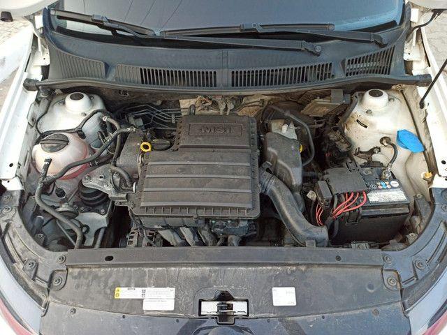 VW Fox Pepper 1.6 MSI 2017 U. Dono - Foto 6