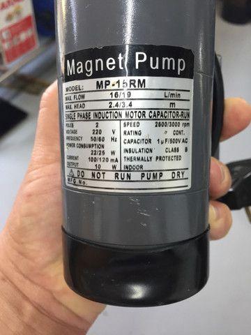 Bomba magnética para recirculação - Foto 2
