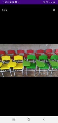Móveis escolares infantil e adulto - Foto 3