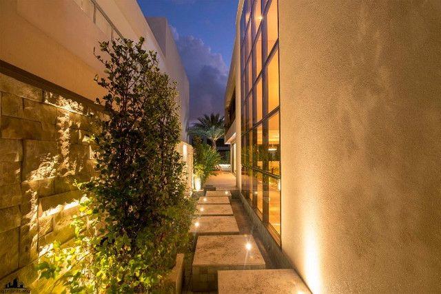Casa luxuosa a venda no Bosque das Orquídes - Mobiliada - 04 suítes - 600m² - Foto 20