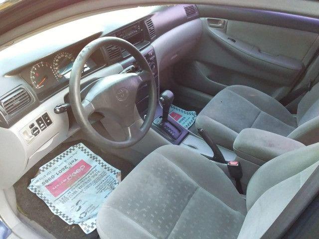 Toyota Corolla 1.6 16v Xli Aut. 4p - Foto 8
