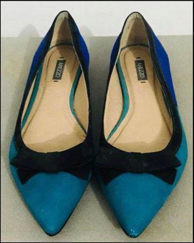 Vendo sapatos de 10,00 a 30,00 n. 34 e 35