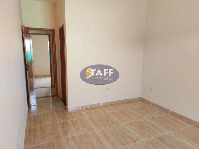 K- Casas lindas com 2 quartos, sendo 1 suíte, no Gravatá em Unamar - Foto 2