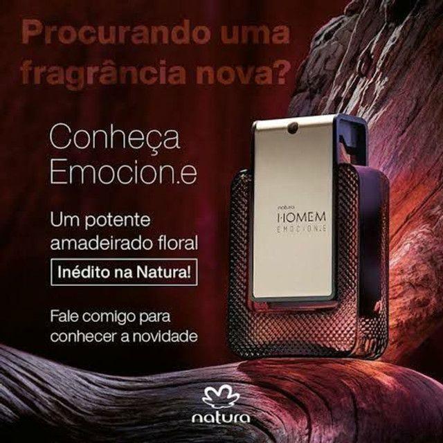 Deo Parfum Natura Homem Emocion.e - 100ml - Foto 3