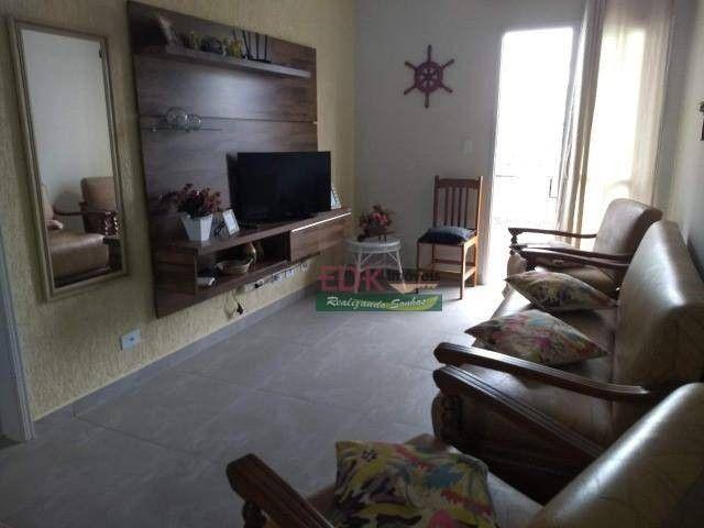 Apartamento com 2 dormitórios à venda, 68 m² por R$ 499.000 - Praia Grande - Ubatuba/SP - Foto 6