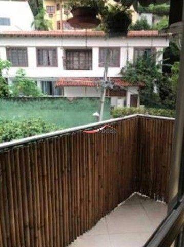 Apartamento com 2 dormitórios para alugar, 70 m² por R$ 2.700,00/mês - Laranjeiras - Rio d - Foto 6