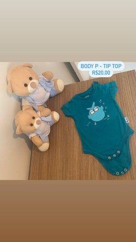 Roupinhas de bebê menino RN e P - Foto 4