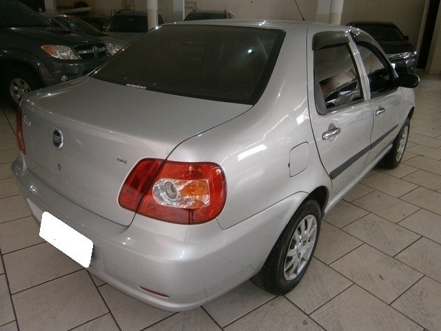 Fiat Siena fire 1.0 prata 8v flex 4p manual 2007 - Foto 2