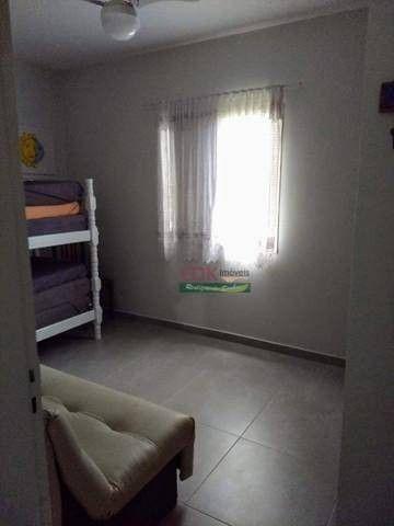 Apartamento com 2 dormitórios à venda, 68 m² por R$ 499.000 - Praia Grande - Ubatuba/SP - Foto 16