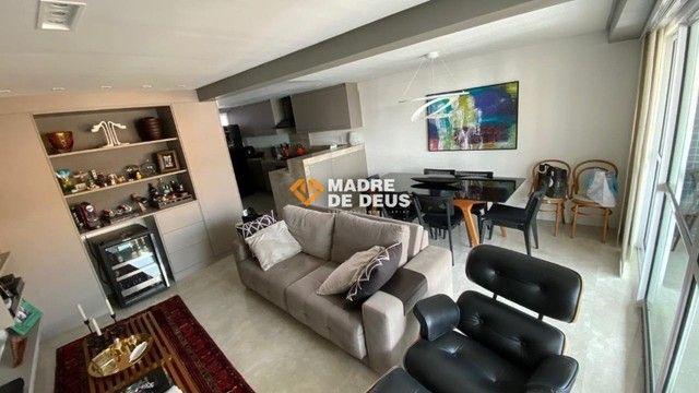 Apartamento no Ed. Beach Class Residence. Meireles, Fortaleza. - Foto 16