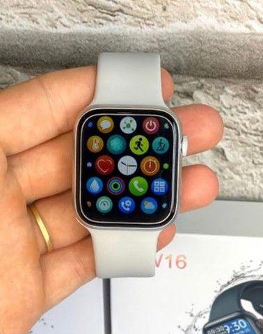 Smartwatch IWO HW16 MODELO NOVO - Foto 5