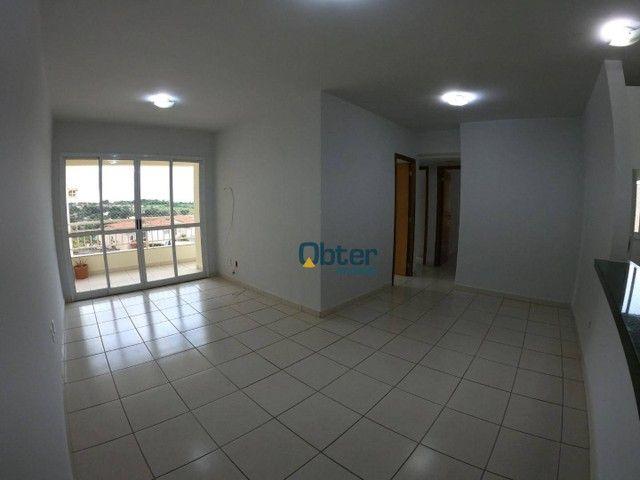 Apartamento com 3 dormitórios para alugar, 81 m² por R$ 1.550/mês - Chácaras Alto da Glóri - Foto 4