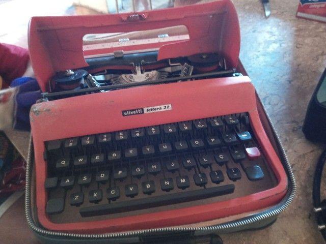 Maqquina de escrever - Foto 3