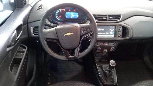 Chevrolet ONIX 1.4 MPFI LTZ 8V FLEX 4P MEC - Foto 9