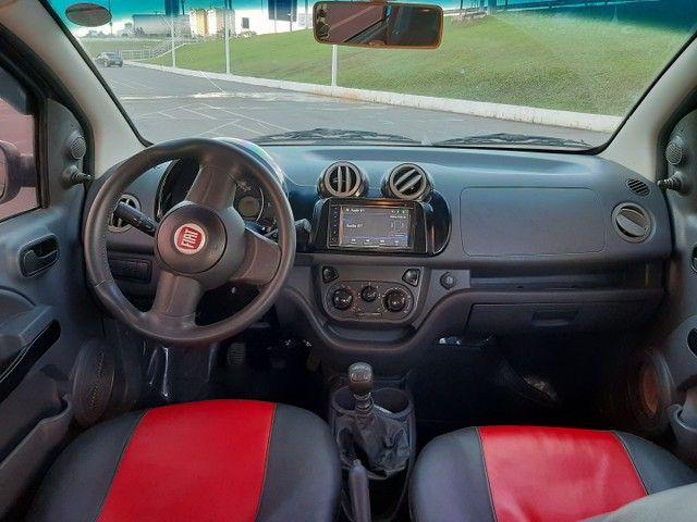 Fiat uno way conpleto, 2011 2012,  - Foto 7