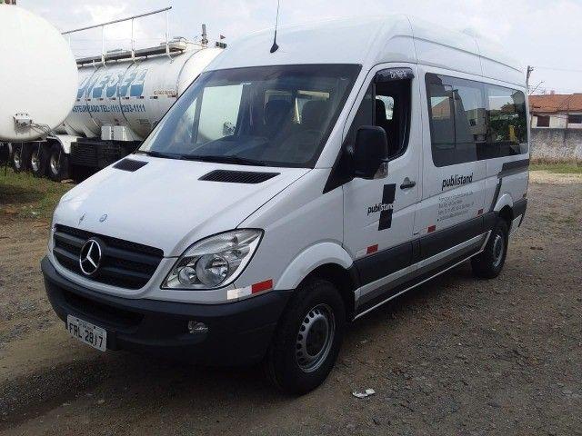 MB Sprinter Van 2.2 CDI 415 Luxo Teto Alto 5 p