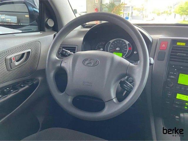 Hyundai Tucson 2.0 16V Aut GLS. - Foto 9