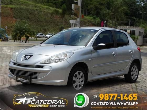 PEUGEOT 207 2011/2012 1.4 XR 8V FLEX 4P MANUAL - Foto 2
