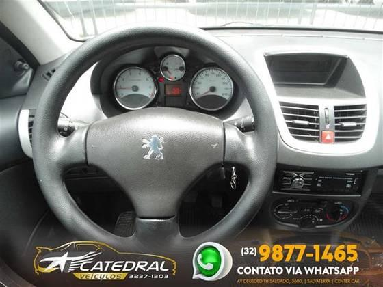 PEUGEOT 207 2011/2012 1.4 XR 8V FLEX 4P MANUAL - Foto 9