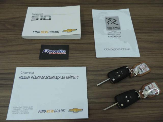 Chevrolet S-10 2.8 HIGH COUNTRY 4X4 CD DIESEL AUT. - Foto 7