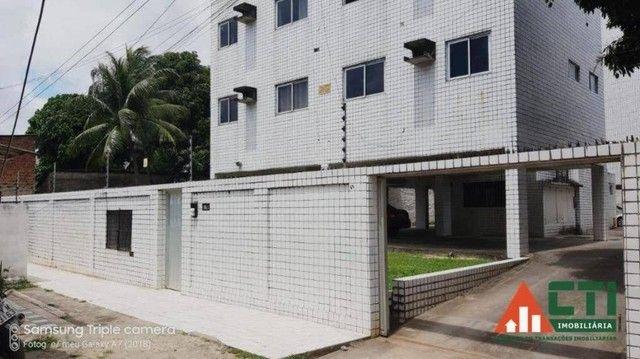 Apartamento com 1 dormitório para alugar, 60 m² por R$ 850,00/mês - Cordeiro - Recife/PE - Foto 2