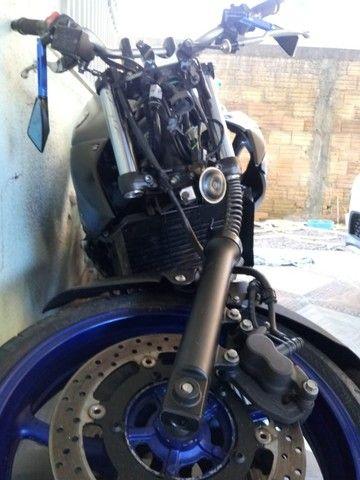 Moto Para Retirada De Peças / Sucata Yamaha Xj6 N Ano 2013 - Foto 5