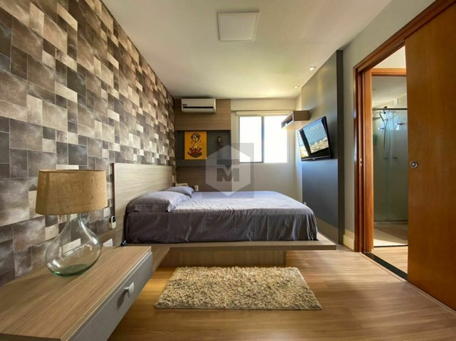 Apartamento top e Mobiliado com 3 quartos - Foto 16