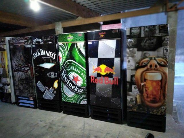 C&rvejeira hunssmann 570 litros  - Foto 2