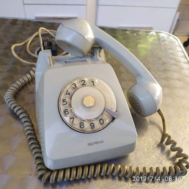 Telefone Antigo Siemens - Foto 3