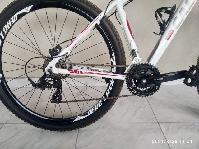 Bicicleta Caloi Explorer 10 - Foto 3