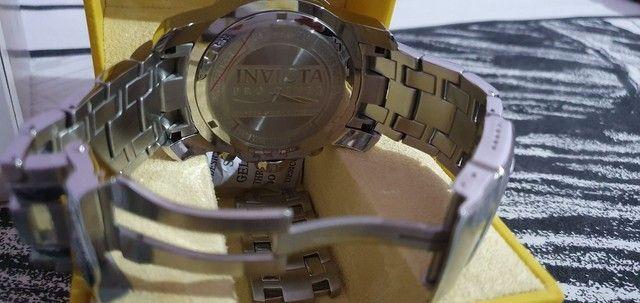 Relógio Invicta Cronógrafo  - Foto 5