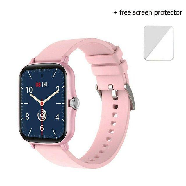 Smartwatch P8 Plus Original Colmi (Lançamento 2021) - Relógio Inteligente - Foto 3