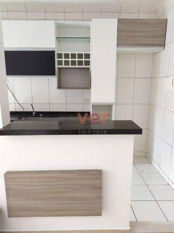 Apartamento com 2 dormitórios para alugar, 47 m² por R$ 900,00/mês - Maraponga - Fortaleza - Foto 11