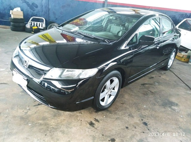 Honda Civic Xls Flex - Foto 2