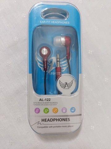 Fone de ouvido premium